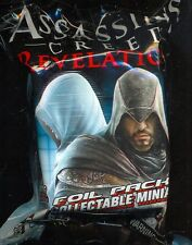 WIZKIDS HEROCLIX 1 BOOSTER PACK ASSASSIN'S CREED