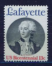 ESTADOS UNIDOS/USA 1977 MNH SC.1716 Lafayette