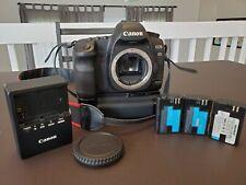 Canon EOS 5D Mark II 21.1 MP Digital SLR Camera - Black (Body Only)