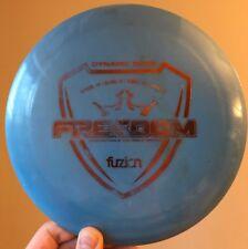 Dynamic Discs Fuzion Freedom No Ink