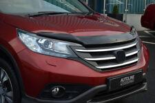 Bonnet Trim Hood Protector Bug Guard Wind Deflector To Fit Honda CR-V (2012+)