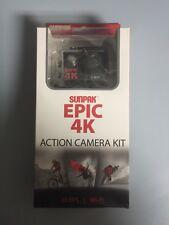 Sunpak Epic 4K Action Camera Kit