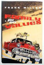 Esa3356. Sin City: Family Values Trade Paperback Dark Horse (1997) 1st Printing