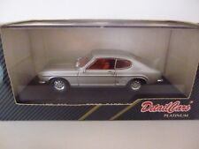 DETAILCARS  Ford capri 2300GT  1969   1/43 eme    Ref: 303   Neuve + boite