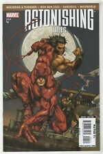 Astonishing Tales #4 (2009, Marvel) Wolverine, Punisher, Iron Man, Daredevil Q