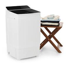 Machine à laver camping Mini lave linge + Essoreuse - Capacité 4kg - Minuteur