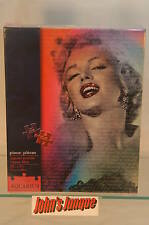 """MARILYN MONROE PUZZLE~1000 PIECES~AQUARIUS~20"""" x 27""""~NEW IN BOX~FREE SHIP IN US~"""