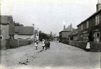 Sutton on Trent Newark Nottinghamshire original sepia Real Photograph 1909 notpc