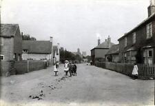 More details for sutton on trent newark nottinghamshire original sepia real photograph 1909 notpc