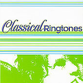FREE US SHIP. on ANY 3+ CDs! NEW CD : Classical Ringtones