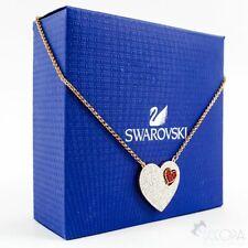 *NEU*Swarovski Doppel Herz Halskette 40cm  Great Heart 5272346 roségold 4 in 1