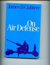 mac-  ON AIR DEFENSE, James D Crabtree,  1st US  SB VG