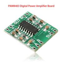 1St PAM8403-2 x 3W Stereo Digital Audio Verstärker SO16