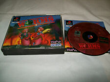 Worms (SLES 00119) for PS1, 2 & 3