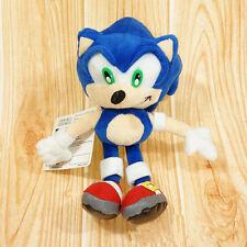 "GENUINE SONIC THE HEDGEHOG TAILS SEGA Games Soft Plush Figure Doll bauble 8.6"""