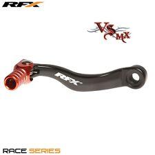 RFX Forged Gear Lever Husqvarna 2st CR125 WR125 2000-13 MODELS RED