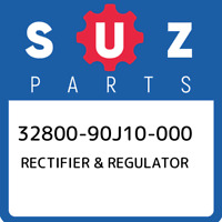 32800-90J10-000 Suzuki Rectifier & regulator 3280090J10000, New Genuine OEM Part
