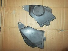1986 Honda Shadow VT500 VT 500 front frame covers cover panels panel