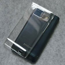 For Samsung Galaxy S2 i9100 i9101 Plus  Crystal Clear hard case DIY cover