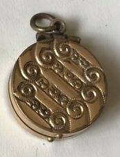 ( As Is Condition) Sweet Victorian Locket Charm