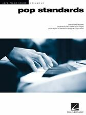 Jazz Piano Solos Pop Standards Play Police Beegees Elton John Songs MUSIC BOOK