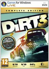 DiRT 3 Complete Edition PC 2012 Nur Steam Key Download Code Keine DVD nur Steam