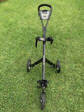 Izzo Golf Push Pull Cart And Caddy