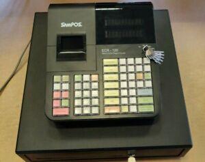 SAMPOS ECR-120 Elektronische Registrierkasse,