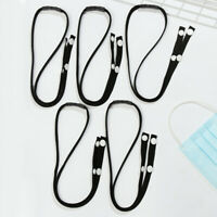 Holder Adjustable Ear Saver Holder Safety Clasp Breakaway Lanyard Mask Lanyards