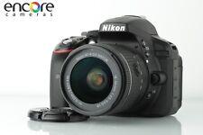 Nikon D5300 Digital SLR Camera & AF-P 18-55mm VR Lens 2,203 actuations SN:17.210