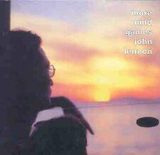 JOHN LENNON More Mind Games CD