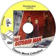 THE OCTOBER MAN - JOHN MILLS, JOAN GREENWOOD 1947 DVD