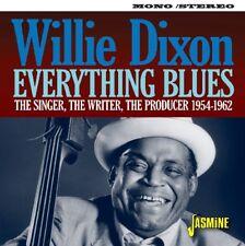 WILLIE DIXON - EVERYTHING BLUES   CD NEU