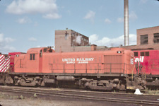 United Railway Supply  #16  Montreal, QC.  August 1975
