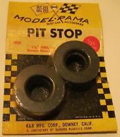 """K&B 1/24 German Formula Slick Tires, 1.375"""" o.d., MOC #408"""