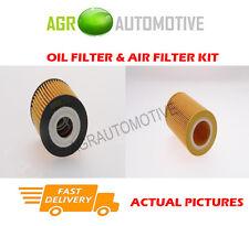 PETROL SERVICE KIT OIL AIR FILTER FOR SMART CROSSBLADE 0.6 71 BHP 2002-03