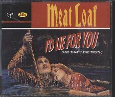 Meat Loaf I'd Lie for You CD (single)