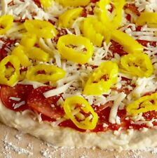 Flavorful Bulk Pepperoncini, Banana Pepper Rings and Jalapeno Slices (4/Case)