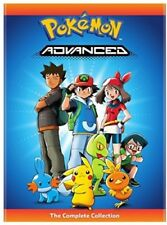 Pokemon Advanced: Complete Collection [New DVD] Boxed Set