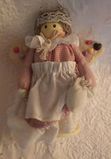 "Angel Music Box Works Decoration 8"" Tall"