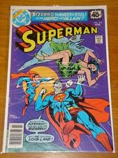 SUPERMAN #333 VOL 1 DC COMICS NEAR MINT CONDITION MARCH 1979