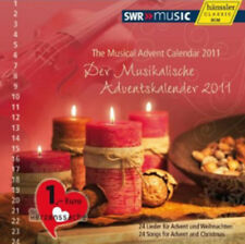 Jean-Joseph Mouret : The Musical Advent Calender 2011 CD (2011) ***NEW***