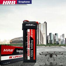 HRB Graphene Lipo Battery 22.2V 5000mAh 6S 100C XT90 For Traxxas RC Quad Buggy