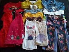 Girls 3T Winter Spring Clothes Outfits Lot Holiday Dress Jacket Jeans Tops Skirt