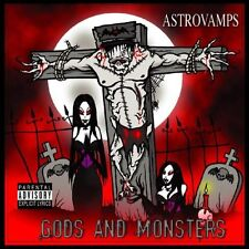 ASTROVAMPS Gods and Monsters CD 2007