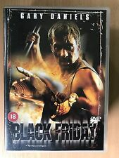 Gary Daniels Ryan Kos BLACK FRIDAY ~ Action / Martial Arts Film | UK DVD