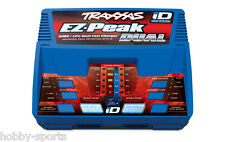 Traxxas EZ-Peak Plus 100 Watt 8-Amp LiPo NiMH Dual Battery Charger TRA2972