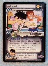 2001 Dragonball Z CCG Cell Saga #113 MADNESS! Rare M/NM