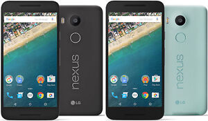 "LG Nexus 5X H790 16GB&32GB 4G LTE Unlocked 5.2"" Android (US Warranty GSM +CDMA)"