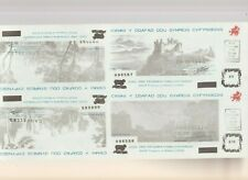 More details for wales  black  sheep  co  uncut  sheet  of  four  notes